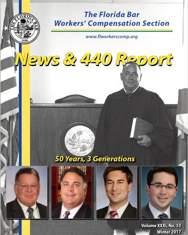 News & 440 Report - winter-2017
